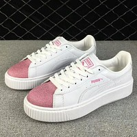 PUMA Suede Basket Women Fashion Sneakers Sport Shoes