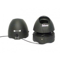 Volcano Portable Speaker - small, subwoofer quality bass   X-treme Geek