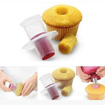 Stylish Hot Sale On Sale Kitchen Helper Easy Tools Hot Deal Home Cute Baking Tools Spoon Cherry Seeder Diy Creative Mould [6268312518]