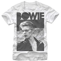 David Bowie Warm Afternoon Adult T-Shirt