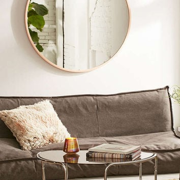 Umbra Oversized Hub Mirror   Urban Outfitters