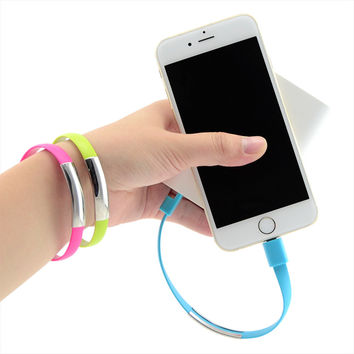 Brand New Mobile Charging Bracelet For Iphone 6