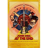 John Dies At The End Movie Poster 24inx36in Poster 24x36