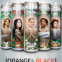 Orange Is The New Black: Prayer Candle