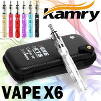 Kamry X6 V2 (eLiquid) 1300mah Variable Voltage Starter Kit