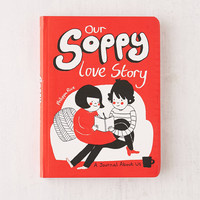Our Soppy Love Story: A Journal About Us By Philippa Rice | Urban Outfitters