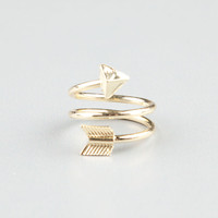 FULL TILT Arrow Swirl Ring 212249621 | Rings