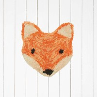 Fox Head Bath Mat - Urban Outfitters
