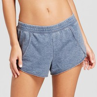 Women's Dolphin Pajama Shorts - Xhilaration™ Dark Shadow