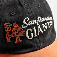 American Needle Dyer San Francisco Giants Baseball Hat | Urban Outfitters