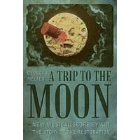 A Trip To The Moon poster 24inx36in