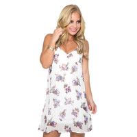 Pretty Little Thing Floral Dress