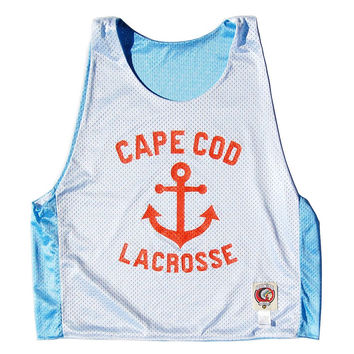 Cape Code Anchor Lacrosse Pinnie