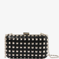 Structured Studded Clutch