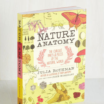 Nifty Nerd Nature Anatomy by ModCloth