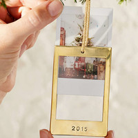 Instax 2015 Frame Ornament - Urban Outfitters