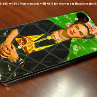 Frida Kahlo - iPhone 4 / iPhone 4S / iPhone 5 Case Cover