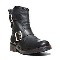 Steve Madden - MSFRESH BLACK LEATHER