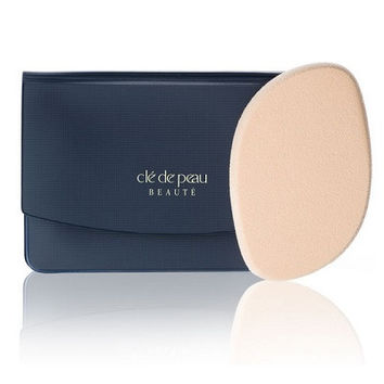 Cle De Peau Cream Foundation Sponge
