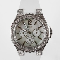 Guess Silicone Watch - Women's Watches | Buckle