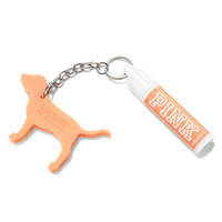 Lip Balm Dog Keychain - PINK - Victoria's Secret