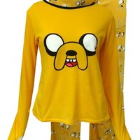 Adventure Time Jake The Dog Pajamas for women