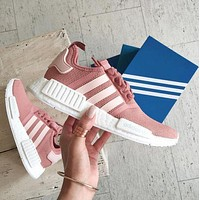 ADIDAS NMD R1 Hot sale classic couple casual shoes sneakers