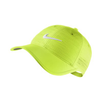 Nike Perforated Adjustable Golf Hat (Yellow)