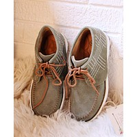Sweet Moccasin Sneakers