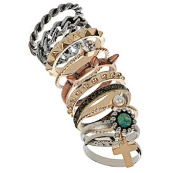 WILD THING BUMPER RING PACK