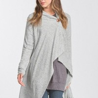 Nordic Button Knit Cardigan