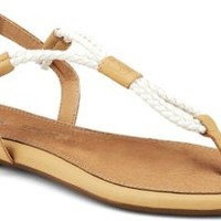 Sperry Top-Sider Lacie Sandal Sand/IvoryWoven, Size 5M  Women's Shoes