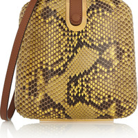 Marni - Python shoulder bag