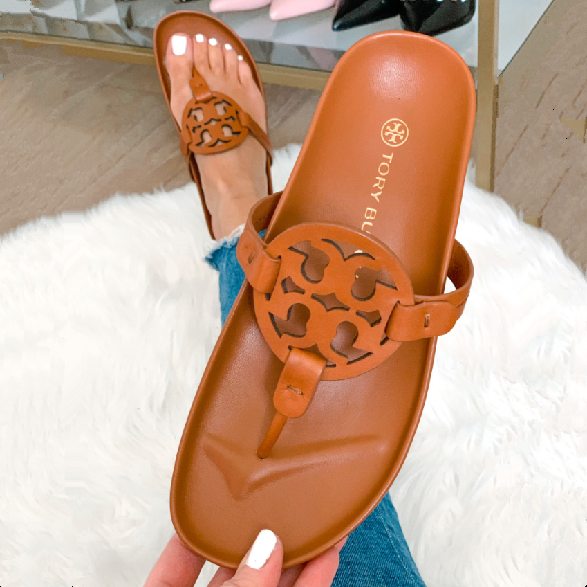 Image of TORY BURCH New slippers