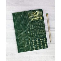 Linguistics Softcover Notebook - Lined