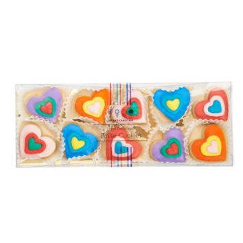 Dylan's Candy Bar - 10 Piece Valentine's Day Petite Cookie Gift Set   Dylan's Candy Bar
