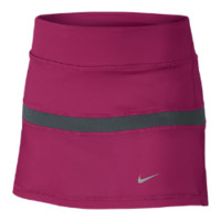 Nike Victory Power Girls' Tennis Skirt - Fuchsia Force