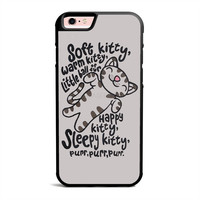 Cute Cat Soft Kitty Song iPhone Case, Samsung case, iPod case, HTC, LG, Nexus, Xperia, iPad Case