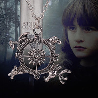 Game of Thrones Compass Necklace