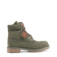 Timberland Premium-Boot Men Green Ankle boots