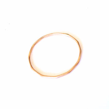 Thin Stacking Ring FINE