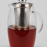Glass Teapot & Infuser- Clear One