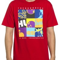 The Hundreds: Squares Tee