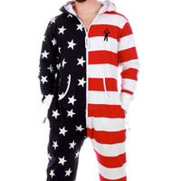 The Sam Adams American Flag Onesuit (a.k.a. Body Sock)