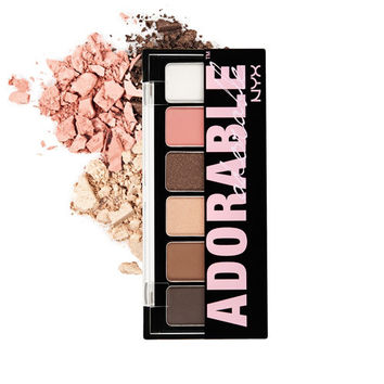 The Adorable NYX Eye Shadow Palette
