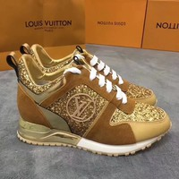 Louis Vuitton Lv Run Away Sneakers Reference #10737 - Best Online Sale
