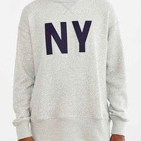 Ebbets Field New York Crew Neck Sweatshirt