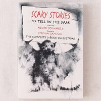 Scary Stories To Tell In The Dark: The Complete 3-Book Collection By Alvin Schwartz | Urban Outfitters