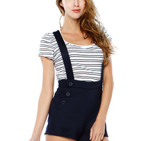 Papaya Clothing Online :: TRENDY OVERALL ROMPER