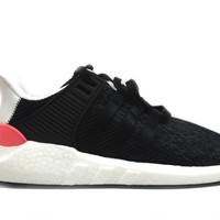 Adidas EQT Support 93/17 Core Black Turbo Red